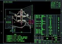 Wholesale Reduction Valve DN150 drawings Full Machining drawings