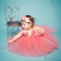Reference Images Girl Beads 2015 New Style Flower Girls' Dresses With Hand Made Flowers Beaded One Shoulder Sleeveless Tulle Ankle Length Ball Gowns For Little Girls ZX
