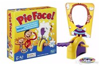 Wholesale Korea Running Man Pie Face Game Pie Face Cream On Face Hit The Send Machine Paternity Toy Rocket Catapult Game Consoles