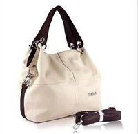 cheap handbags - Womens Fashion Handbags PU Leather Plain Pattern Discount Designer Totes Interior Zipper Cheap Ladies Handbags for online