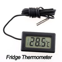 Wholesale LCD Fridge Freezer Temperature Digital Thermometer H155