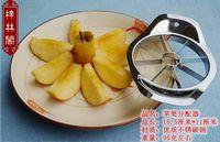 Wholesale Stainless Steel Easy Fruit Kitchen Corer Slicer Cutter Knife For Apple Salad
