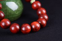 Wholesale Lobular red sandalwood Bracelets2