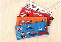 Cheap Fly Over London Best Girls Pencil Bags