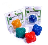 agility workouts - pc Fitness Hexagonal Reaction Ball Workout equipment Medium Difficulty tennis Training Reaction Speed agility Ball