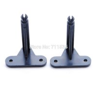 alloy canopy - 30Pairs V913 Fixed Canopy Fixing Head Cover Spare Parts For WLTOYS Alloy V913 G CH Gyro Remote Control RC Helicopter