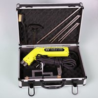 Wholesale W Heavy Duty Styrofoam Sponge Cutter Kit Hot Electric Tool Sets