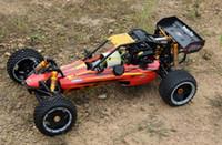 baja shocks - SY BAJA B gasoline nylon version popular version super crashworthiness High Speed Scale Super Gas Stunt Buggy Radio Control Car