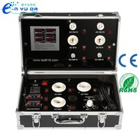 Power Voltage Electric current Power Fac aluminium testing - led test case led display case lighting led tester led showing case demo case Aluminium portable EYD380 P