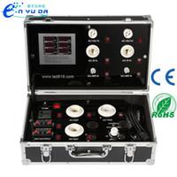 Wholesale led test case led display case lighting led tester led showing case demo case Aluminium portable EYD380 P