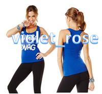 Wholesale women vest Street ZWAG Racerback tank tops colors