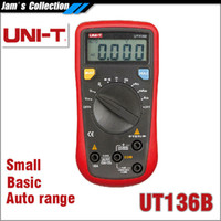 ac duty cycle - UNI T UT136B DC AC ampere current duty cycle auto range DMM UNI T UT B digital multimeters lcr meters