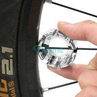 Wholesale New Bicycle Bike Way Spoke Nipple Key Wheel Rim Wrench Spanner Repair Tool