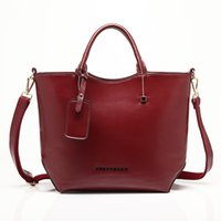 fashion fabric handbags - Discount Leather Handbags PU Leather Fashion Ladies Totes Microfiber Fabric Best Designer Handbags for Party DX