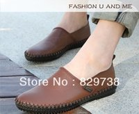 Wholesale 2013 sailboat shoes for men s loafers genuine leather male arrival top quality fashion design
