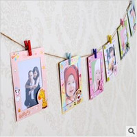 Wholesale 100 set lovely inch cartoon animals family combination wall frame The hanging wall