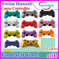 PS - Wireless Bluetooth SixAxis Controller Gamepad Game Controller Joystick For Playstation PS3 YX PS