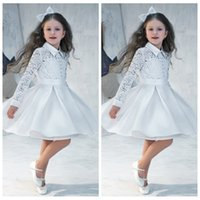 Cheap flower girls' dresses Best birthday party gowns