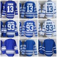 b mat - Factory Outlet Hot Selling Doug Gilmour Jersey Men s Mats Sundin Hockey Jerseys Ice Winter Classic Toronto Blank Jerseys Team Color B
