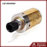 Cheap Cats clone mod rebuildable atomizer ecig RBA RDA cartomizer VS kayfun atty cat e cigarette for panzer penny ar manhattan Knight mod