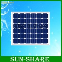 Wholesale DHL W mono V DC solar PV panels for V solar system solar road lights cheapest price