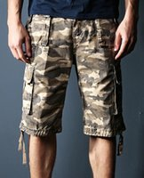 army camo cargo shorts - Casual Beach Shorts New Men Shorts Board Shorts Camo Cargo Military Camouflage Shorts Vc1013