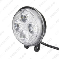 Wholesale Super bright for Car inch LED W Round LED Flood Spotlight Light Fog Light Working Lamp