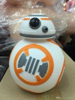 bb bank - 14 CM Star Wars The Force Awakens BB8 Action Figures Toys Piggy Bank For Kids BB Coin Money Bank