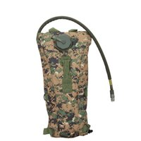 acu hydration backpack - Outdoors Camping Hiking Cycling Water Bag Sport Backpack Drink Bladder ACU Camouflage L Hydration System