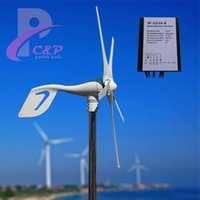 Wholesale 2015 Hot Selling Wind Generator Max W V Wind Turbine Kits with Blades Max W V V Auto Detect Wind Controller