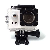 Wholesale Sports Action Camera SJ4000 Waterproof Inch LCD Screen Full HD P Camcorders SJcam Sport DV M Action Camera Free DHL