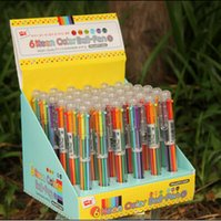 ballpoint pen calligraphy - Cute color ballpoint pen ball pen Kid s gift Promotion Gift Fashion New