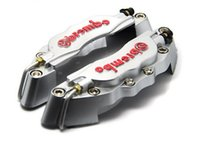 car parts - Size L D Brembo Auto Disc Brake Caliper Cover Suitable For inch Car Wheels Colors Brake System Parts