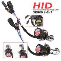 HID Conversion Kit hid bulb - 55W HID Xenon Headlight Conversion KIT Led Bulbs H1 H4 H7 H10 k k