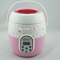 Wholesale 1 liters of microcomputer intelligent mini electric rice cooker Small household mini rice cooker cooking rice cooker