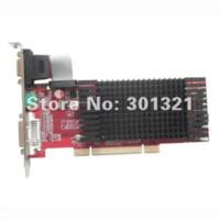 ati low profile - 100 NEW ATI Radeon HD5450 GB PCI interface Not PCI Express Low Profile VGA Card HDMI VGA DVI dropship with tracking number