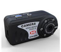 Mini caméra Tout le corps en métal HD caméra caméra 1080P DVR avec vision nocturne Fonction vente DHL livraison gratuite