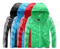 nylon windbreaker jacket - Hot Sale Men s blazer Windbreaker Jackets Sunscreen Male coat Thin section movementind insects Nylon Fabric