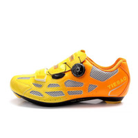 Wholesale New Brand Autolock Road Cycling Shoes Men Women Racing Cycling Shoe Road Zapatillas Ciclismo TB16 B1259