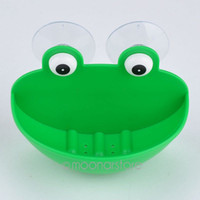 Wholesale Fashion Strong Suction Bathroom Shower Accessory Style Soap Dish Holder Cup XJJ0138