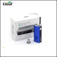 Wholesale Eleaf iStick TC40 iStick w Box Mod with Variable Voltage Wattage Temp Control ismok for Aspire Triton TFV4 Mini Tank Small