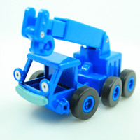 Wholesale Bob the Builder Vehicles toy car alloy engineering team Crane Rodey