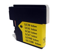 Wholesale 4 ink brother ink cartridges LC990 BK LC11 LC16 LC38 LC65 LC67 LC110