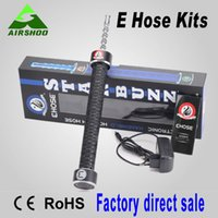 Single   E Hose kits ehookah Large Electronic Cigarettes e cig huge vapor Mod vaporizer pen with various colors factory price DHL free shipping