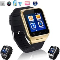 Cheap ZGPAX S8 Android 4.4 Smart Watch MTK6572 SmartPhone Wristwatch Bluetooth SmartWatch Cell Phone Dual Core 5MP 3G WCDMA GPS WIFI