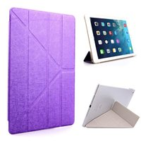 Wholesale AAA Quality Slim Magnetic Smart Cover Case With Sleep Wake Up For The New ipad ipad air ipad air two inch ipad mini inch