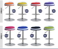 Wholesale High chairs The bar stool The front desk chair Lifting fashion