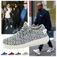 Wholesale yeezy boost US size new shoes