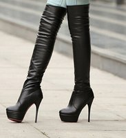 Cheap Thigh-High Boots boots for women Best Knight Boots Women over the knee boots