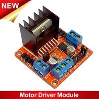 Wholesale L298N Motor Drive Module Dual H Bridge DC BYJ V Stepper Motor DC